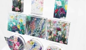 Flower Cards Doortje IJpelaar