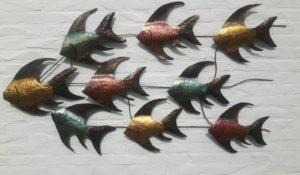 Fishezz Art Wall